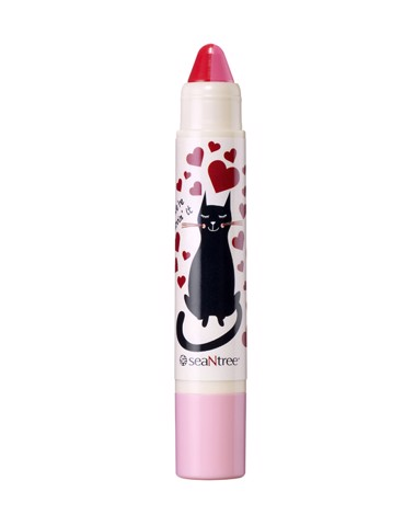 Son bút sáp 2 màu seaNtree Lovely Girl Dual Lip Crayon