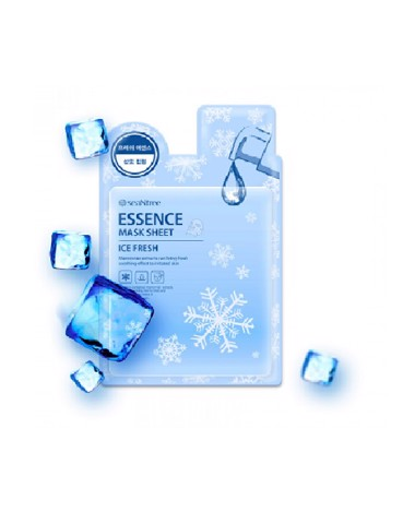 Ice Fresh Essence Mask Sheet 10ea
