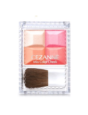 Phấn má Cezanne Mix Color Cheek