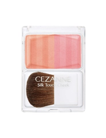 Phấn má Cezanne Silk Touch Cheek