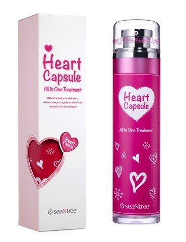 Tinh chất dưỡng da seaNtree Heart Capsule All-In-One Treatment