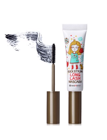 Chuốt mi seaNtree Quick Styling Longlashes Mascara