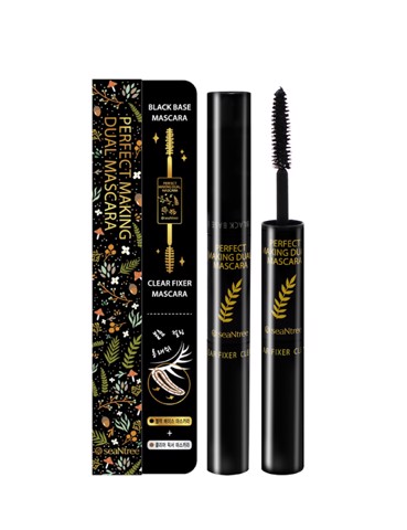 Chuốt mi 2 đầu seaNtree Perfect Making Dual Mascara