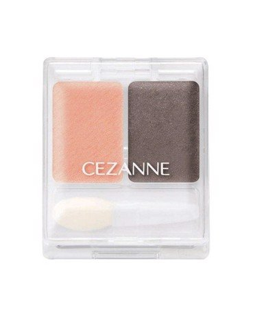 Phấn mắt Cezanne Two Color Eyeshadow Lame