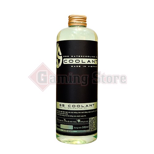 GS Coolant 500ml Acid