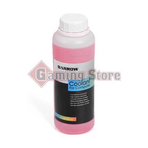 Barrow coolant UV 473ml Red