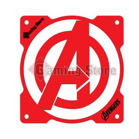 Gaming Store Grill Fan Avengers GS16