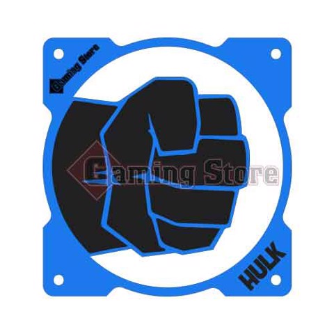 Gaming Store Grill Fan Hulk GS19