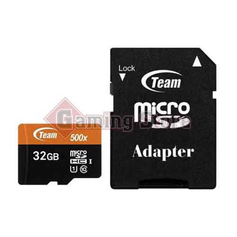 Micro SDHC Team Group 32GB Class 10