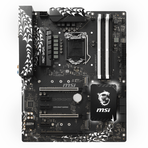 MSI Z370 Krait Gaming
