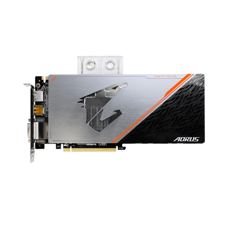 GIGABYTE AORUS GeForce® GTX 1080 Ti Waterforce WB Xtreme Edition 11G