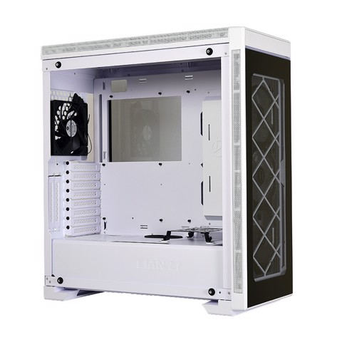 LIAN LI PC-ALPHA 550W White SECC ATX Mid Tower