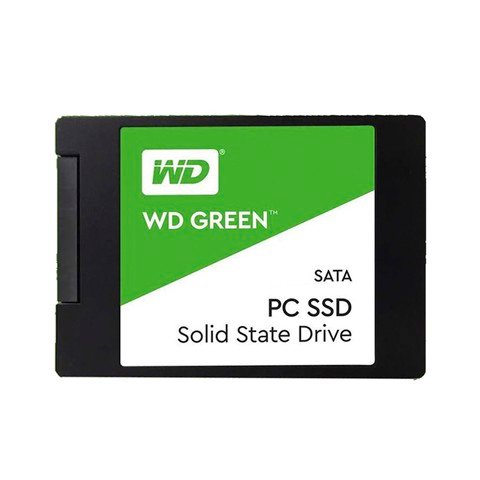 Western Digital SSD Green 120G 540/430 MB/s