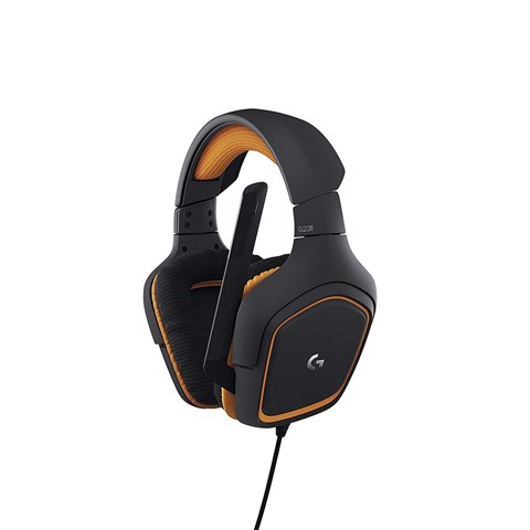 Logitech G231 Prodigy Gaming Headset 2.1 Jack 3.5mm