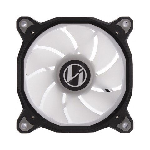 LIAN LI BORA RGB PWM 120MM FAN - BLACK