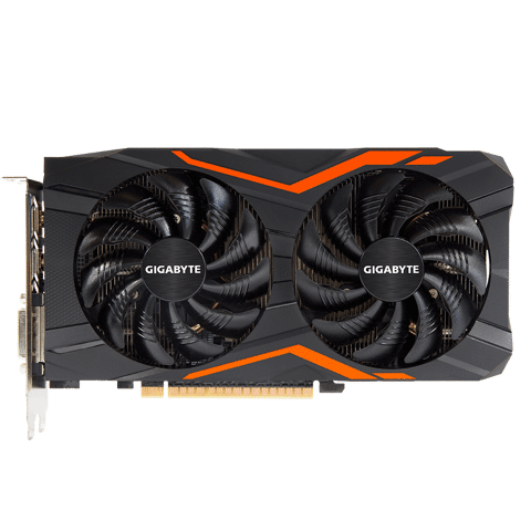 GIGABYTE GeForce® GTX 1050 Ti G1 GAMING 4GB GDDR5 128bit