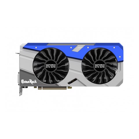 Palit GTX 1070 Gamerock 8GB