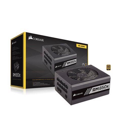 Corsair RM850X 80 Plus GOLD