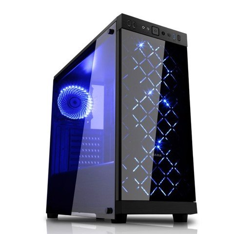 SAMA Combat Tempered Glass