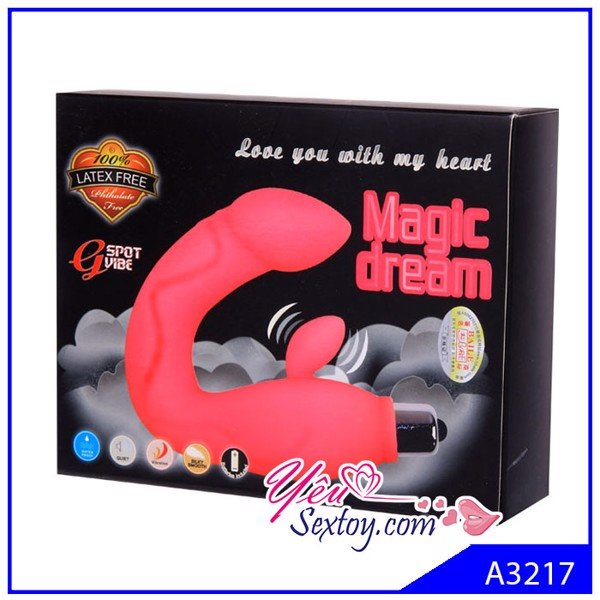 Bao bì sextoy Magic Dream