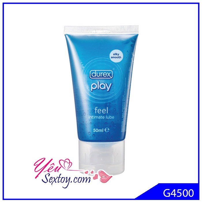 G4500 Gel Bôi Trơn Durex Play 50ml