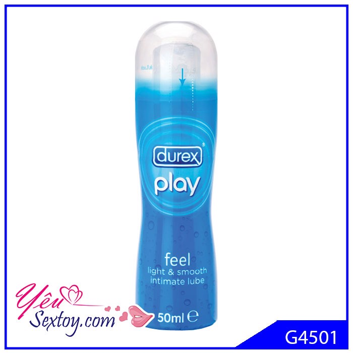 G4501 Gel Bôi Trơn Durex Play 50ml