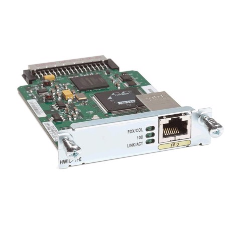 Card Interface Cisco HWIC-1FE