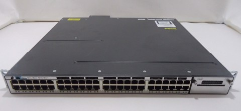 Cisco Switch WS-C3750X-48T-S