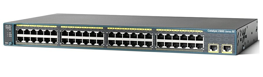 Switch Cisco WS-C2960-48TTL