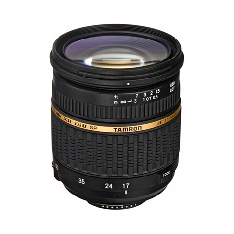 Lens Tamron SP AF 17-50mm f/2.8 XR Di II LD [IF] for Nikon (Chính hãng)