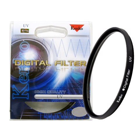 Filter UV 55mm | KENKO Digital UV Filter