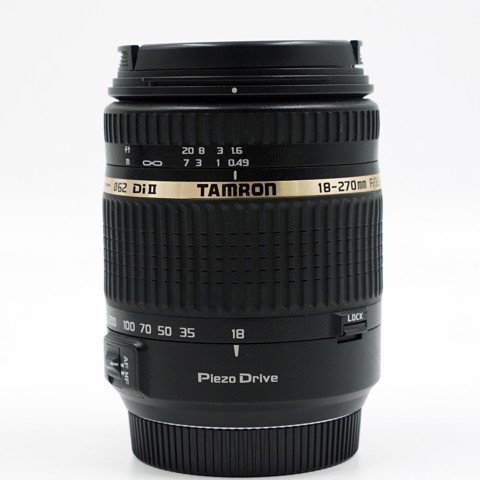 Lens Tamron 18-270mm f/3.5-6.3 Di II VC PZD for Sony A  (QSD, 96%)