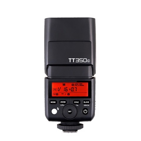 Đèn Flash GoDox TT350C (for Canon)