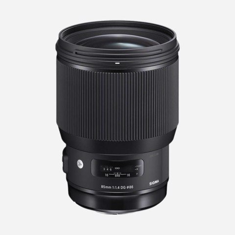 Lens Sigma 85mm F/1.4 DG HSM Art for Nikon (Nhập khẩu)