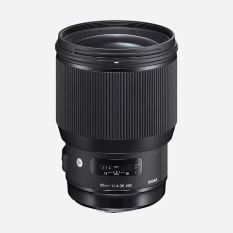 Lens Sigma 85mm F/1.4 DG HSM Art for Canon (Nhập khẩu)