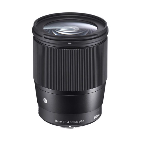 Lens Sigma 16mm f/1.4 DC DN Contemporary for M4:3 (Nhập khẩu)
