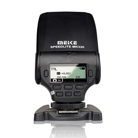 Đèn Flash Meike MK-320 Speedlite (for Sony)