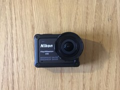 U001 - camera hành động nikon keymission 170 - like new - 98%