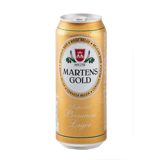Bia Martens Gold 4.6% – Lon 500ml