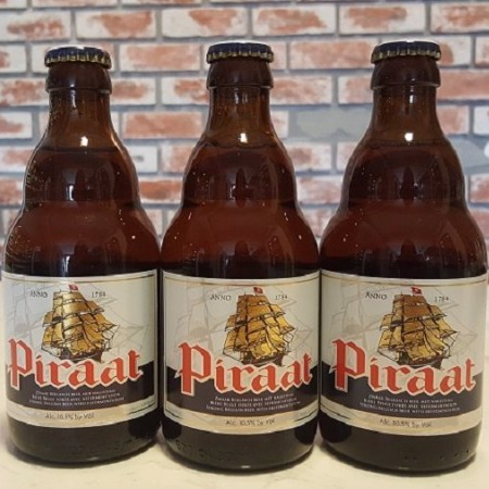 BIA PIRAAT BỈ 330ML 10.5%VOL