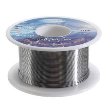 0.5mm 60/40 Tin lead Rosin Core Solder Wire Reel - Intl