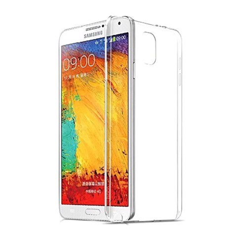 Ốp lưng Clear Jelly Mercury Note 3 Trong suốt