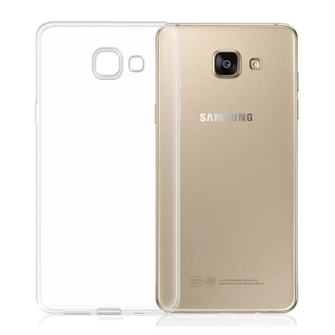 Ốp lưng Clear Jelly Mercury Samsung A7 2016 Trong suốt
