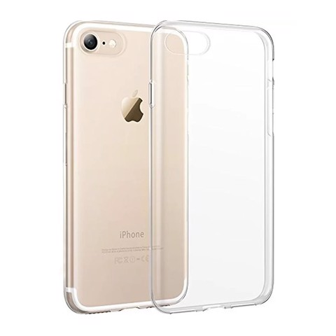 Ốp lưng Clear Jelly Mercury iPhone 7 Trong suốt