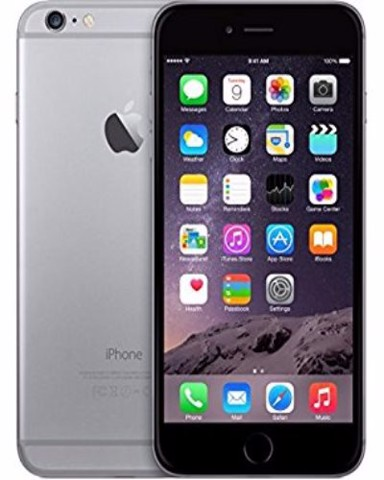 Apple iPhone 6 Plus 128GB Grey