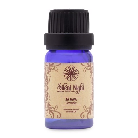 Tinh dầu sả Java Silent Night 10ml