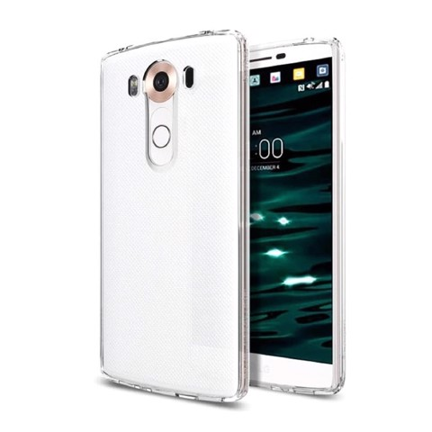 Ốp lưng Clear Jelly Mercury LG V10 Trong suốt