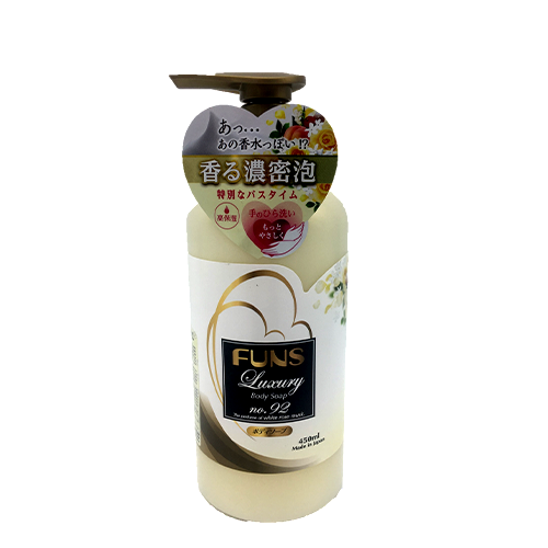 Sữa tắm Funs Luxury Body Soap Milk No.92 450ml