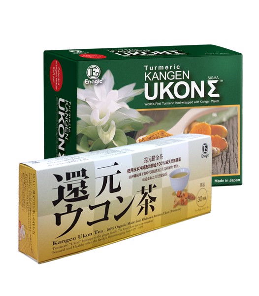 Viên dầu nghệ Ukon Kangen Nhật Bản - Kangen Việt Nam