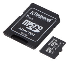 KINGSTON  INDUSTRIAL TEMPERATURE MICROSD UHS-I 32GB  SDCIT/32GBSP